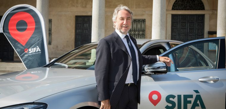 Paolo Ghinolfi ad Sifà