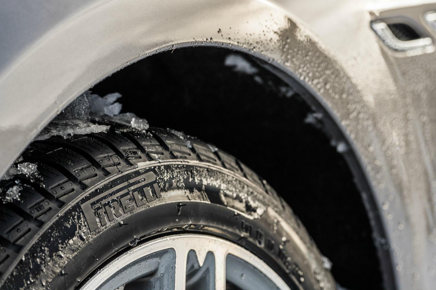 Pirelli pneumatico invernale