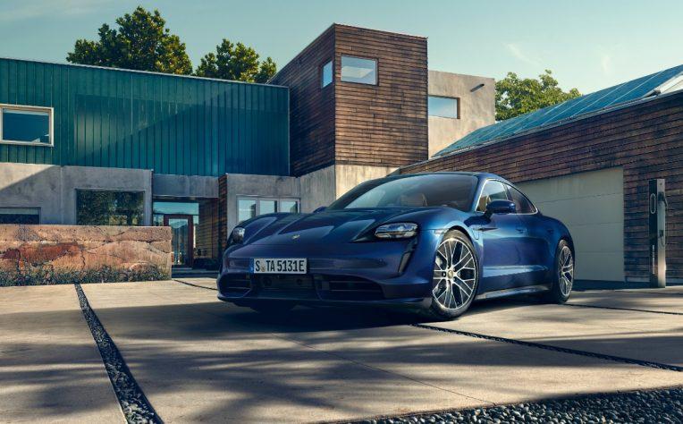 Prezzi nuova Porsche Taycan