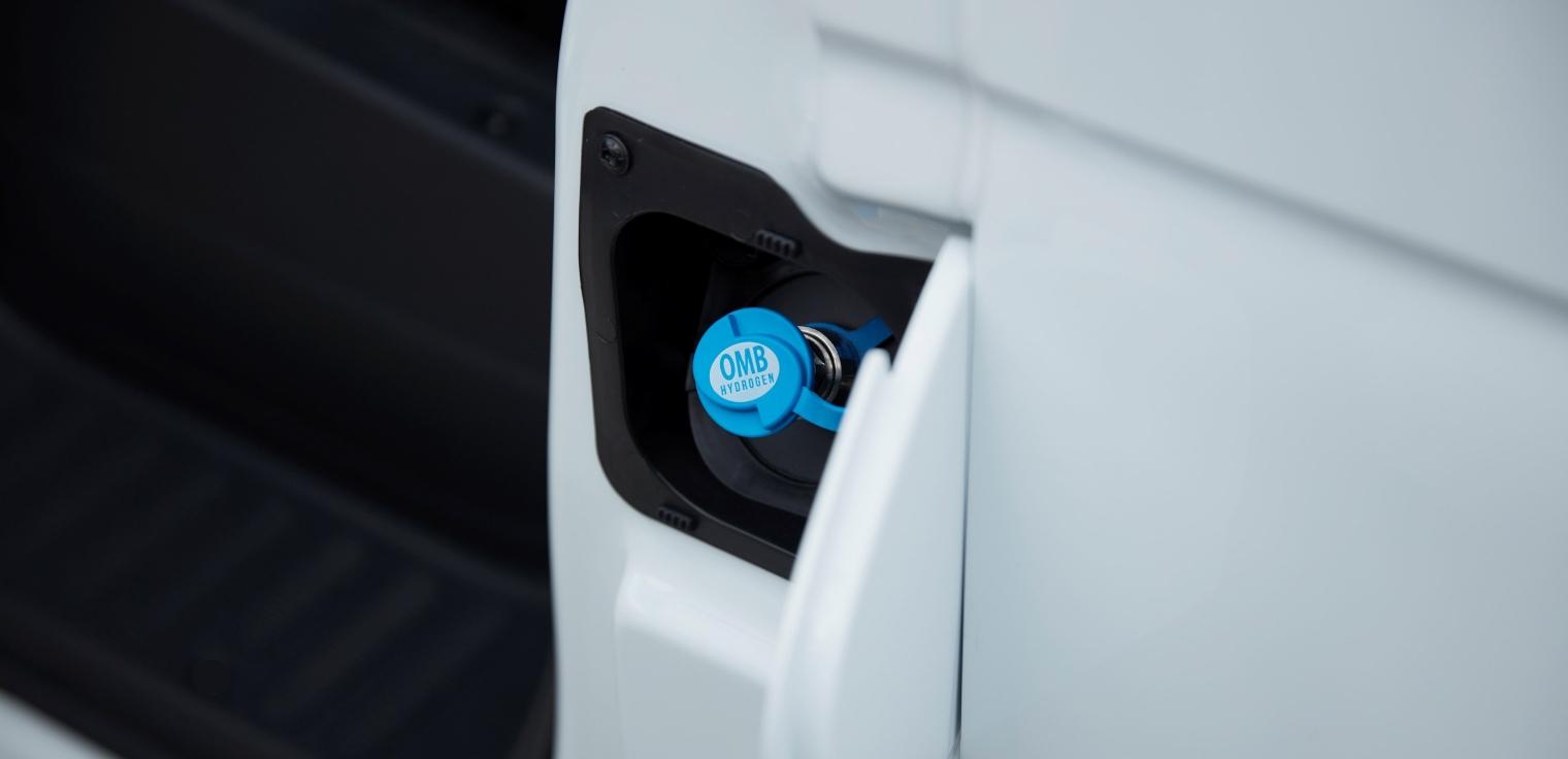 Renault Master Z.E. Hydrogen 2020 autonomia