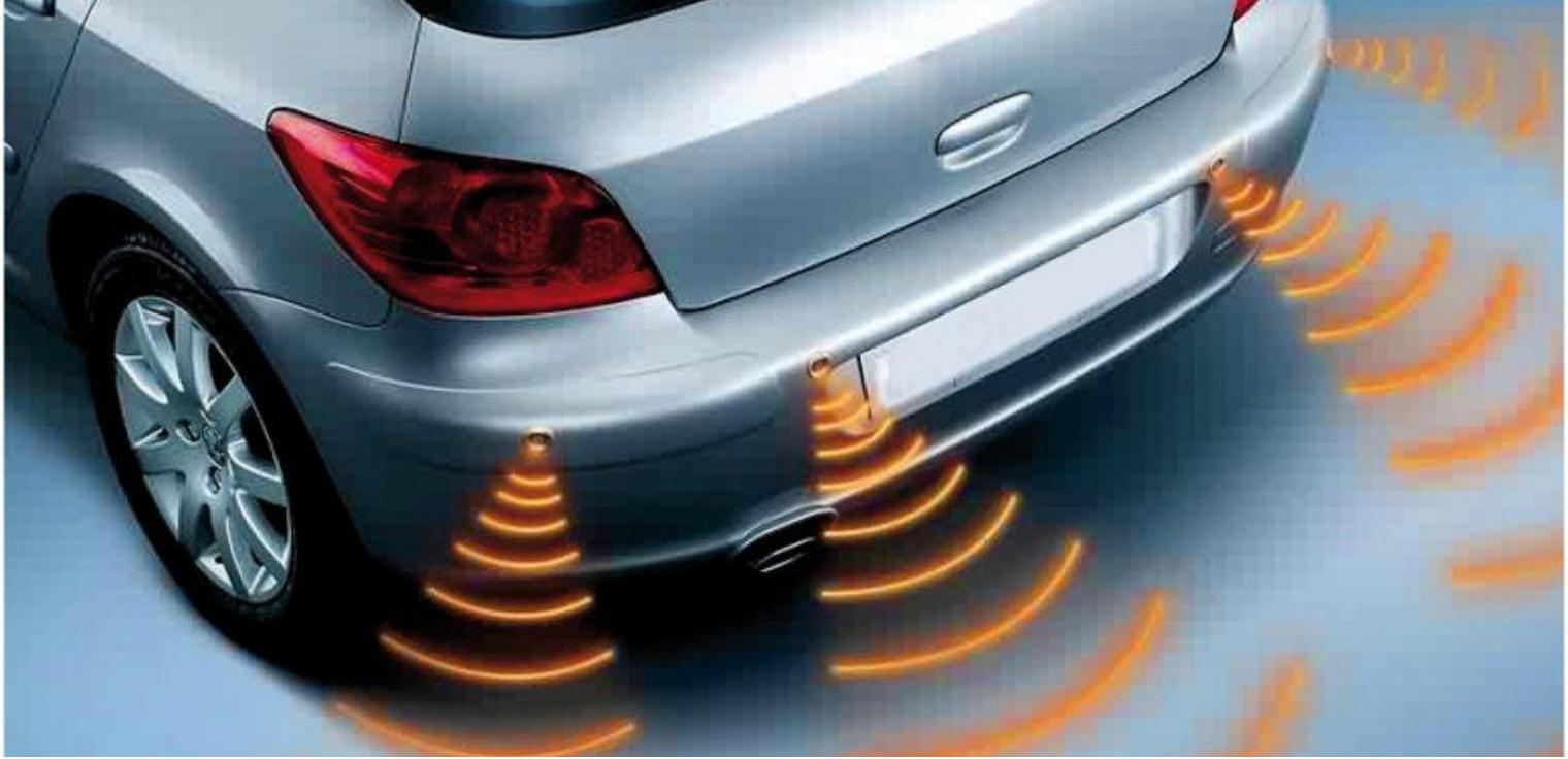 Sensori parcheggio auto come funzionano