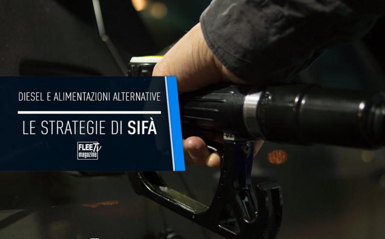 Sifa strategie diesel alimentazioni alternative