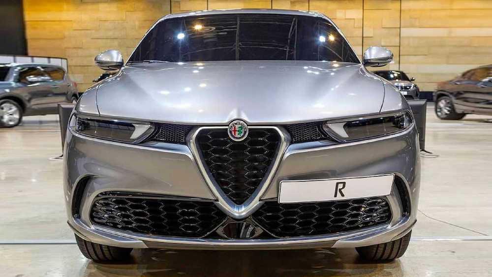 Uscita di Alfa Romeo Tonale