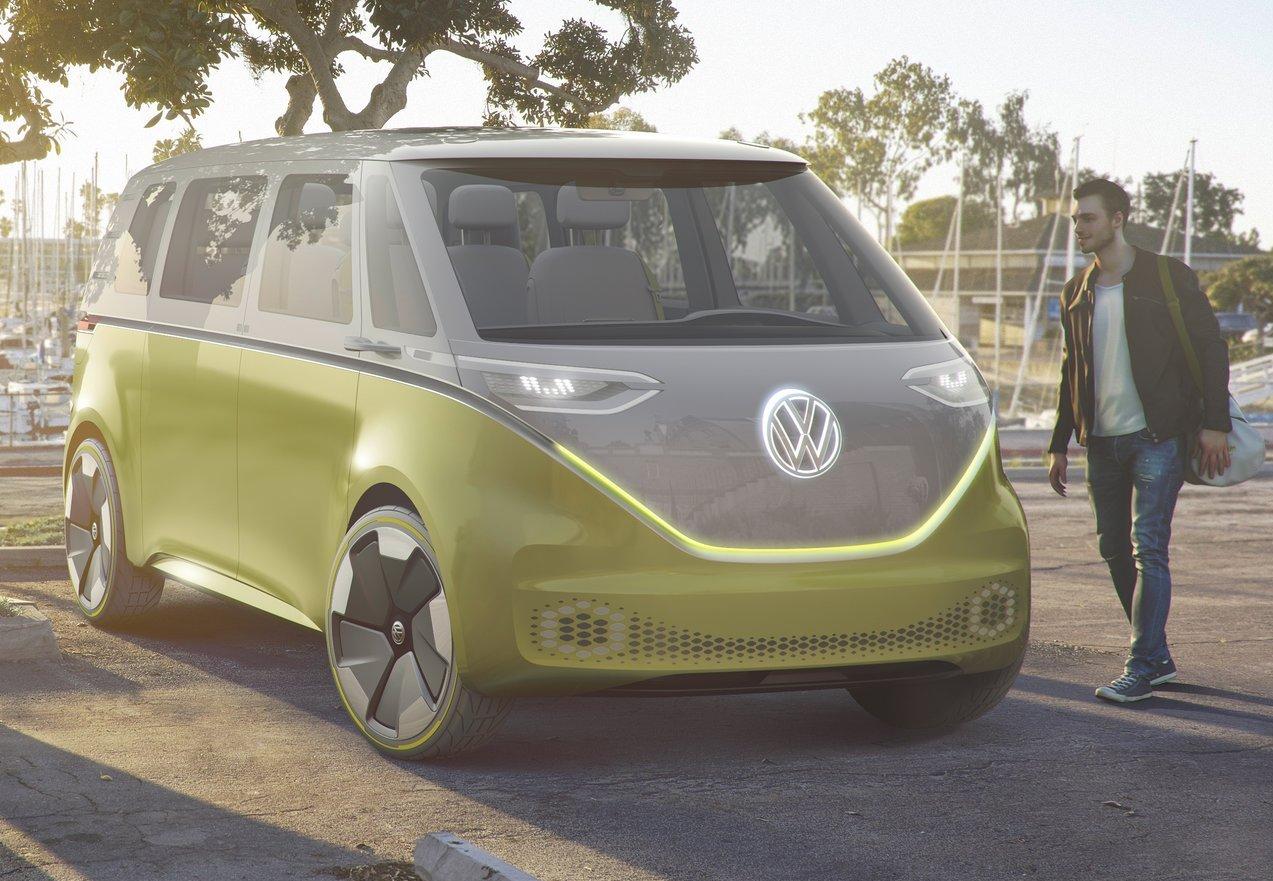 Van Volkswagen Guida autonoma Livello 4