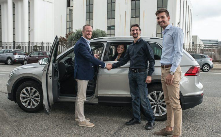 carpooling aziendale Jojob