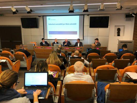 conferenza flotte aziendali sostenibili workshop assolombarda