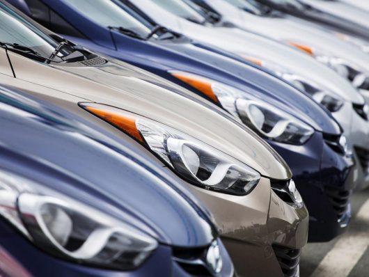 mercato dell'auto luglio 2020: calo contenuto all'11%
