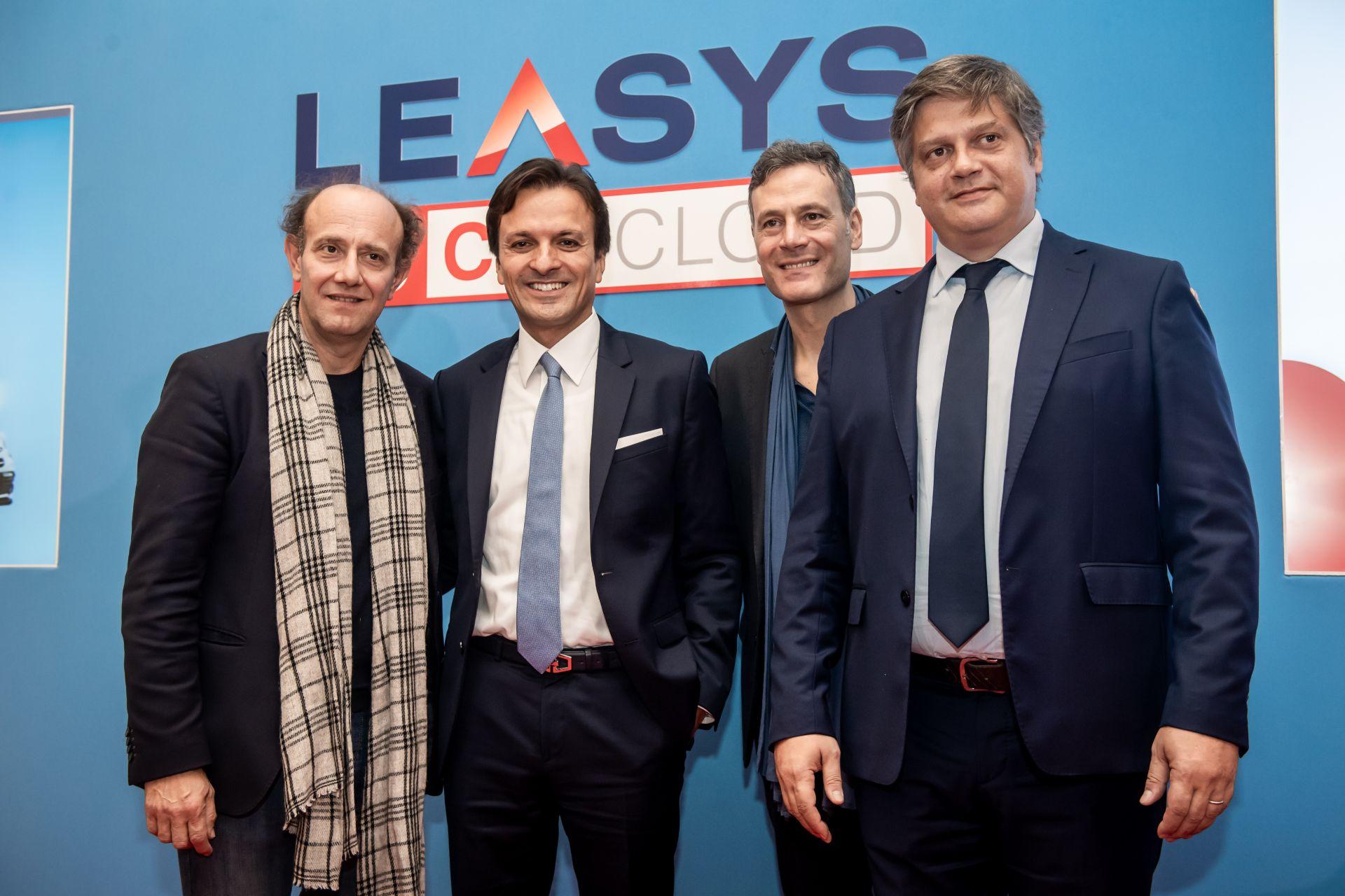 Leasys presenta CarCloud: la mobilità in abbonamento