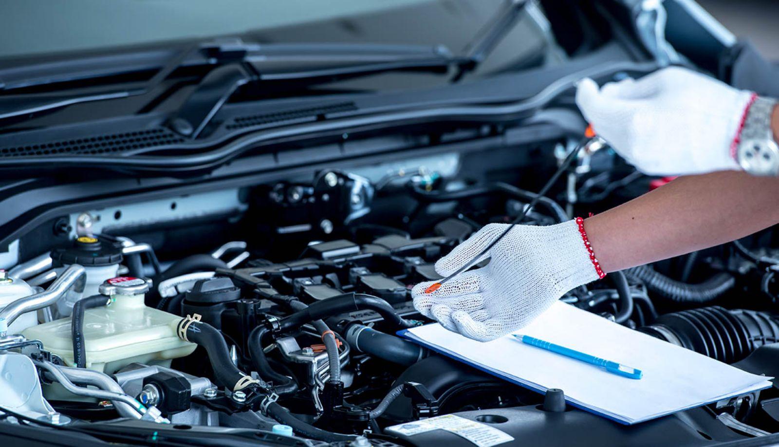 manutenzione auto noleggio lungo termine