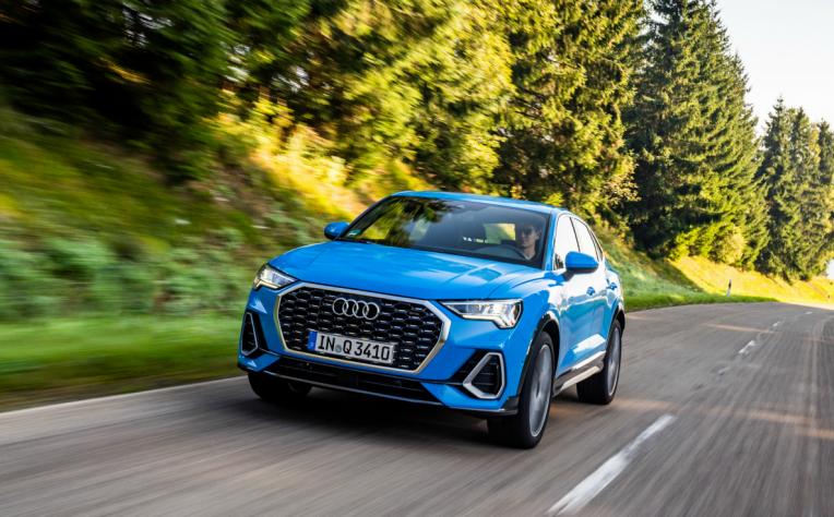 nuova Audi Q3 Sportback 2020
