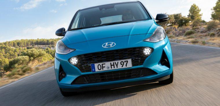 nuova Hyundai i10 2020