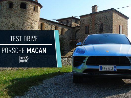 nuova Porsche Macan test drive