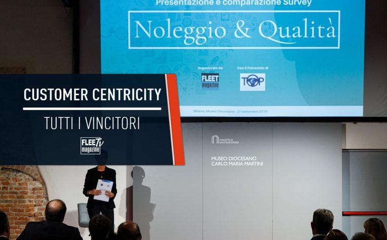 vincitori customer centricity