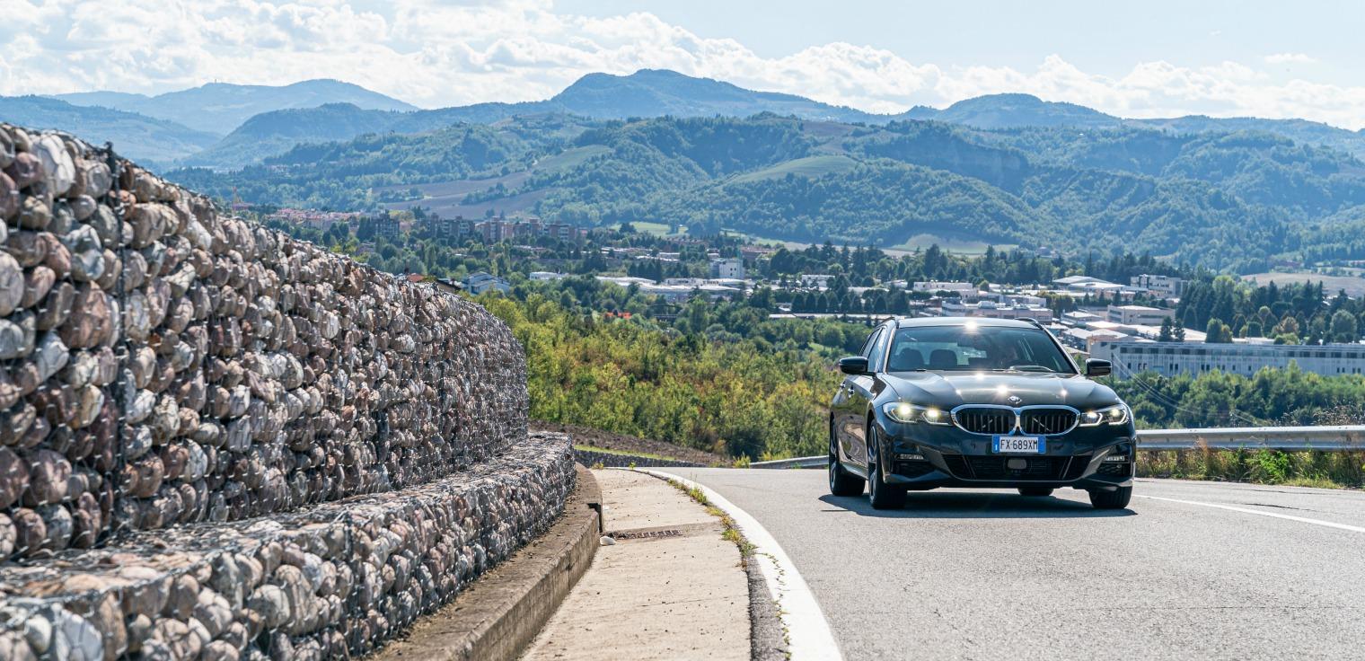 Adas nuova BMW Serie 3 Touring