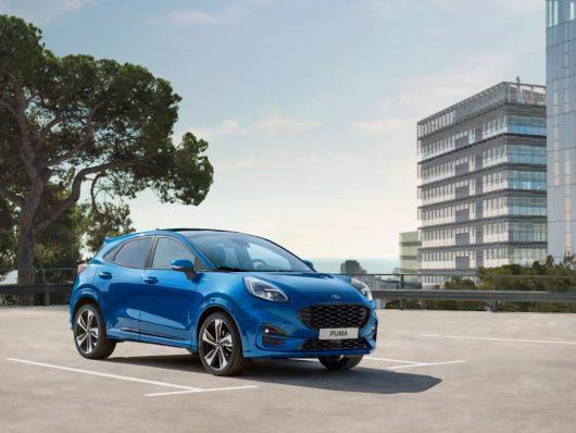 quanto costa noleggiare la nuova Ford Puma 2020