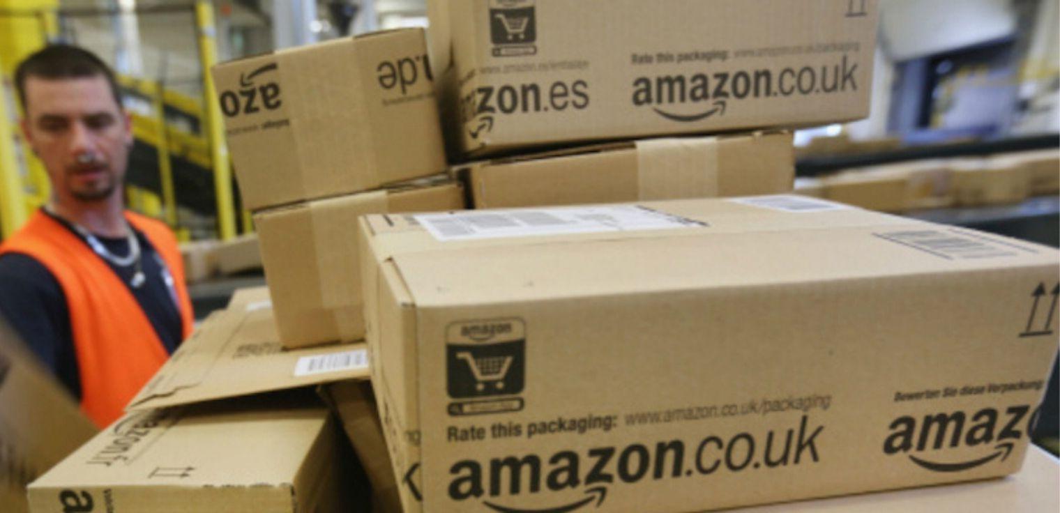 Amazon spedizioni pacchi