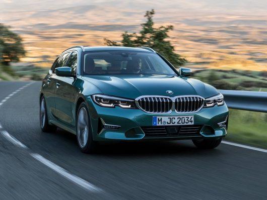 Adas BMW Serie 3 Touring