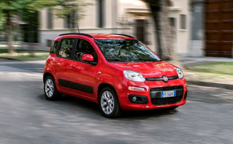 Fiat Panda Manovra Perfetta