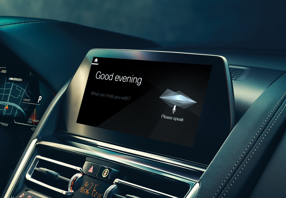 Intelligent Personal Assistant BMW-2