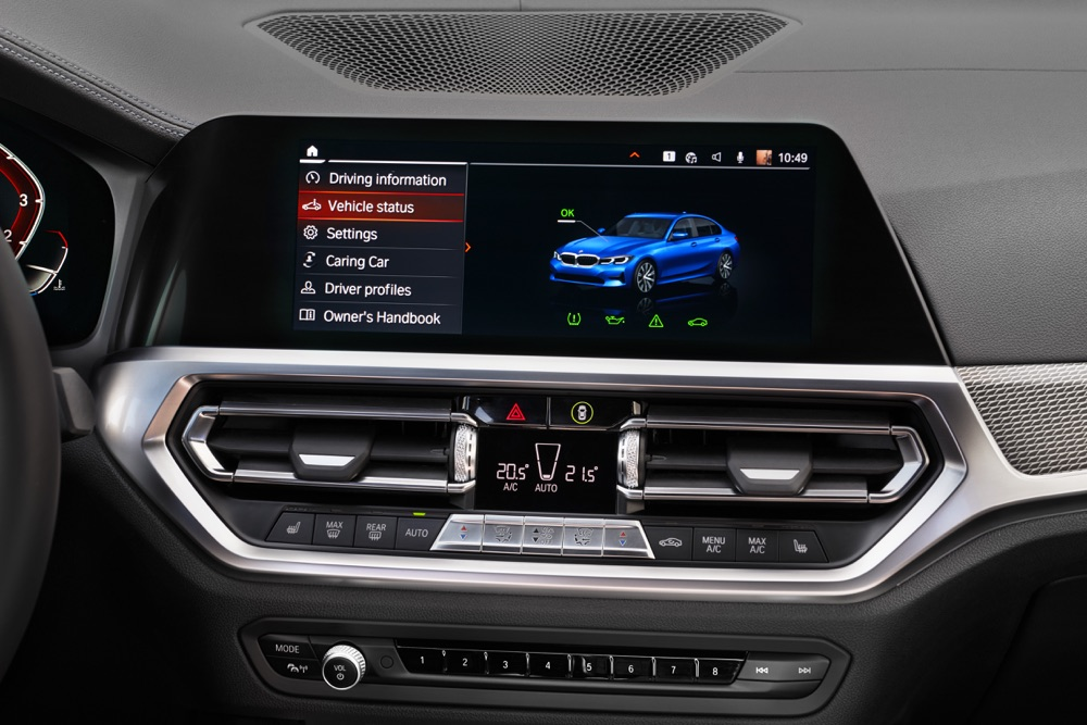 Intelligent Personal Assistant BMW-3