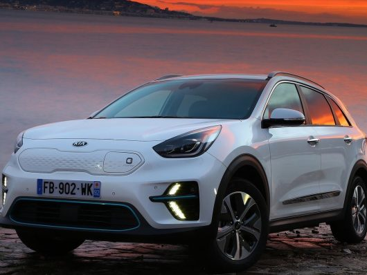 Kia e-Niro Business Car 2019