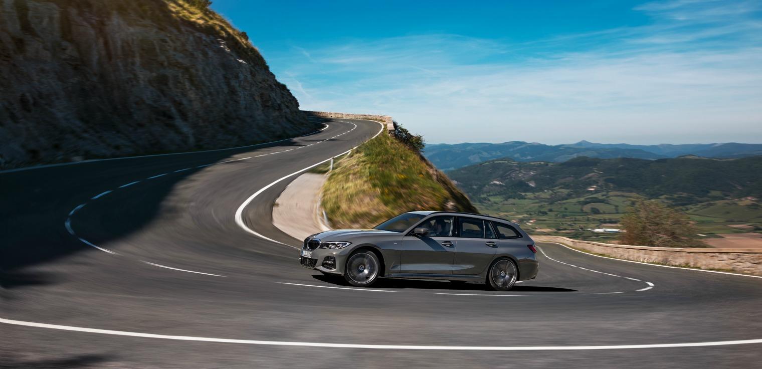 Lancio nuova BMW Serie 3 Touring