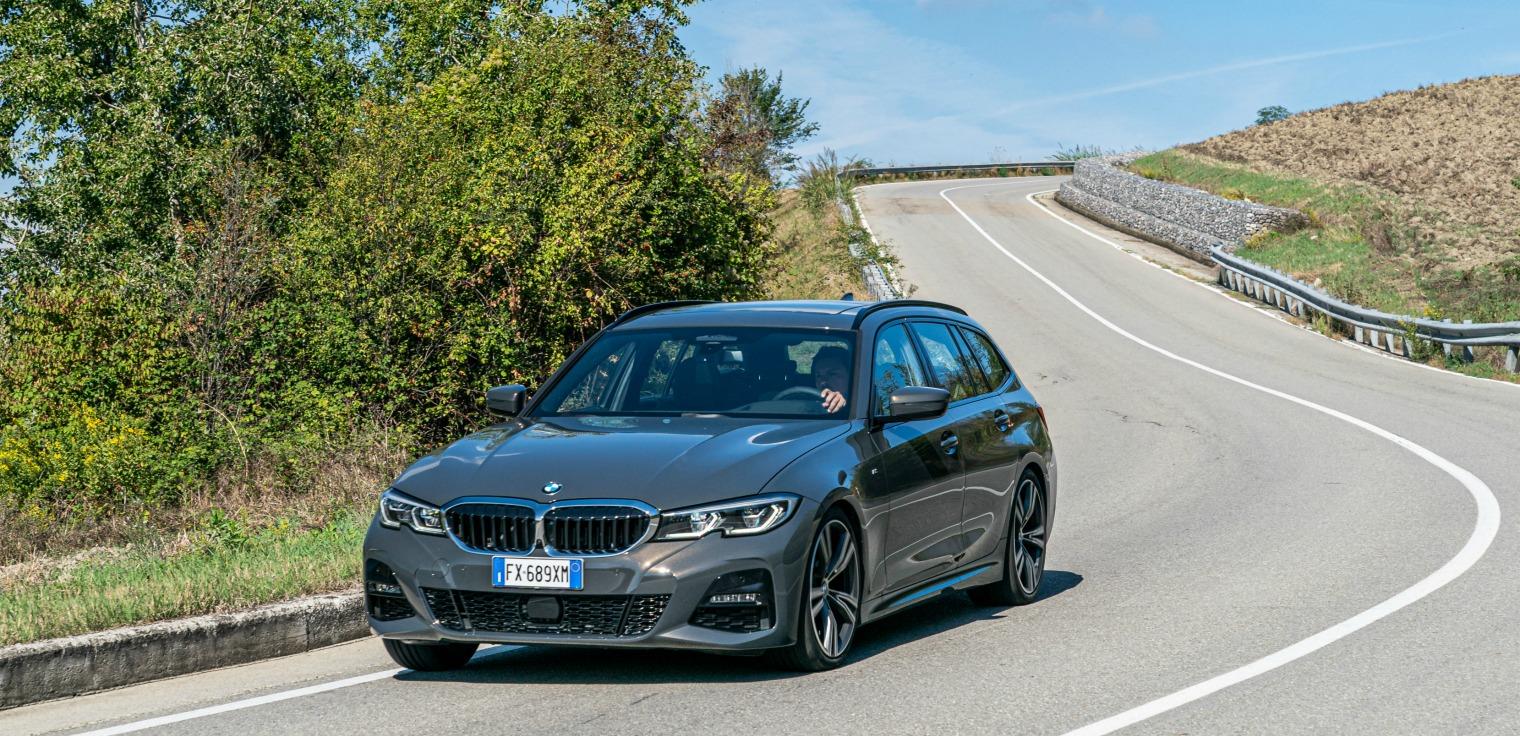 Meccanica nuova BMW Serie 3 Touring