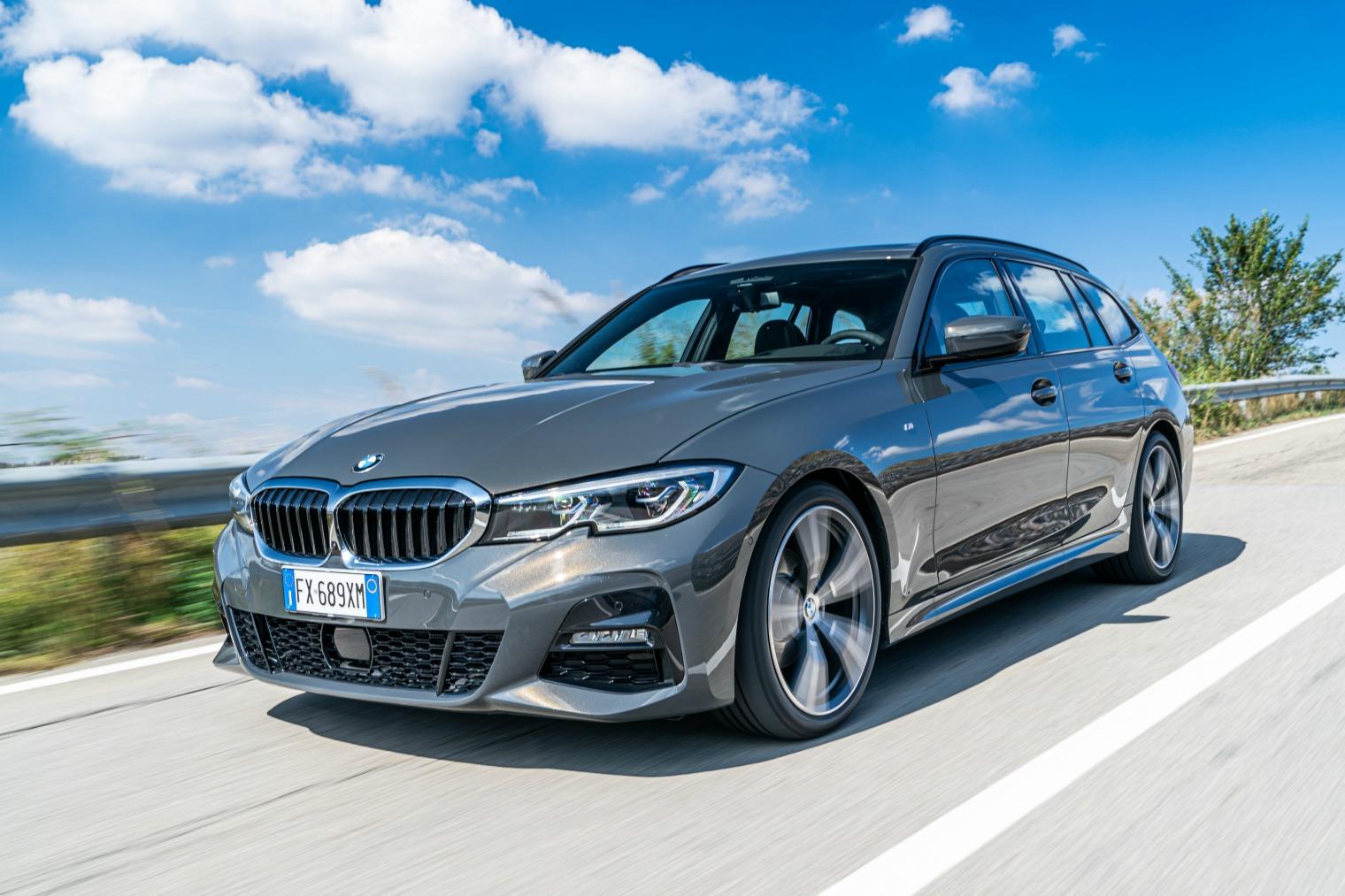 Motori nuova BMW Serie 3 Touring