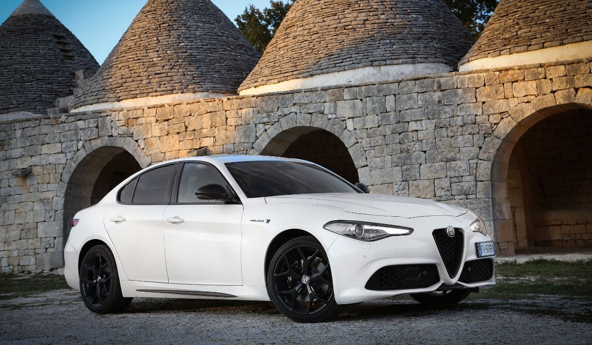 Nuova Alfa Romeo Giulia 2020