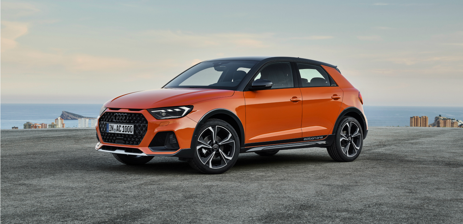 Nuova Audi A1 Citycarver 2020