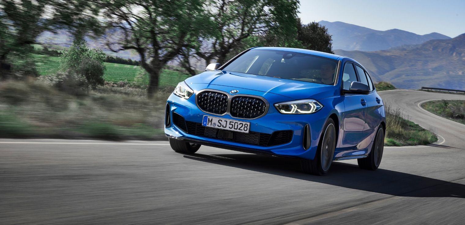 Nuova BMW Serie 1 2020