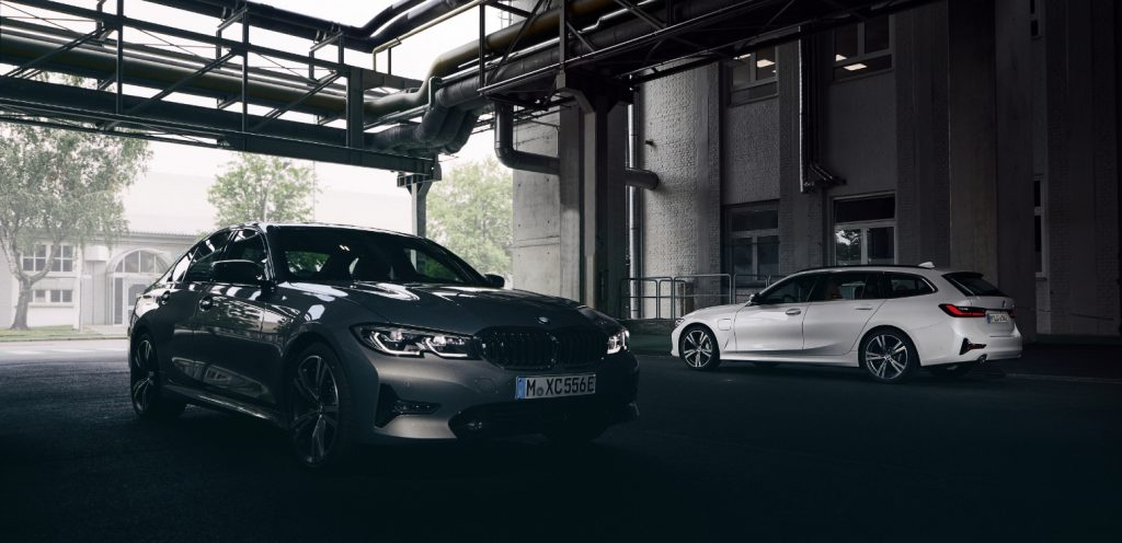 Nuova BMW Serie 3 Touring 2020 ibrida