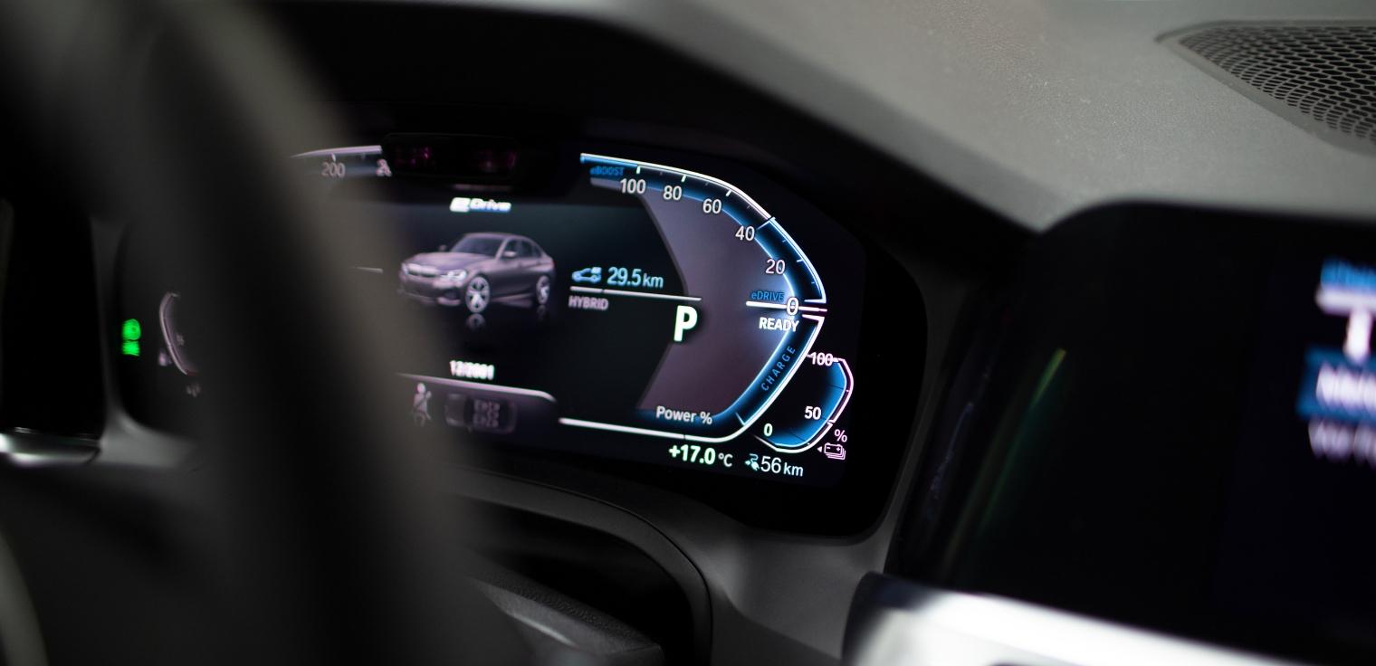 Nuova BMW Serie 3 Touring 2020 ibrida plug-in autonomia elettrica