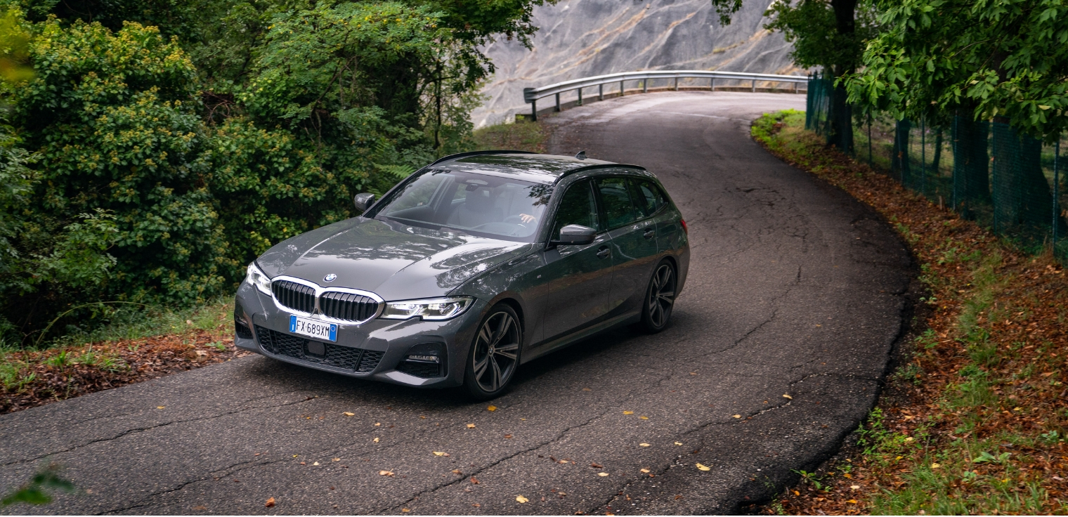 Nuova BMW Serie 3 Touring 2020 station wagon