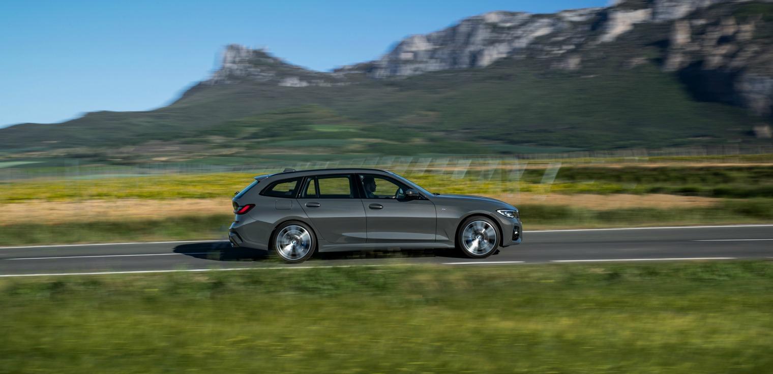 Nuova BMW Serie 3 Touring 2020