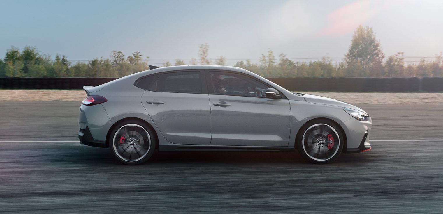 Nuova Hyundai i30 Fastback N 2020 test drive