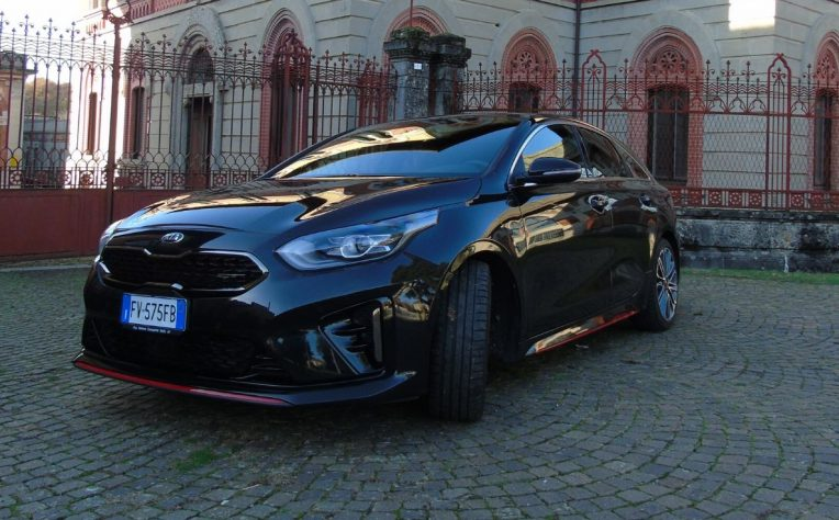 Nuova Kia ProCeed 2020 test drive