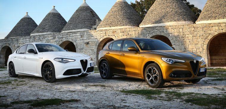 Nuove Alfa Romeo Giulia e Stelvio 2020