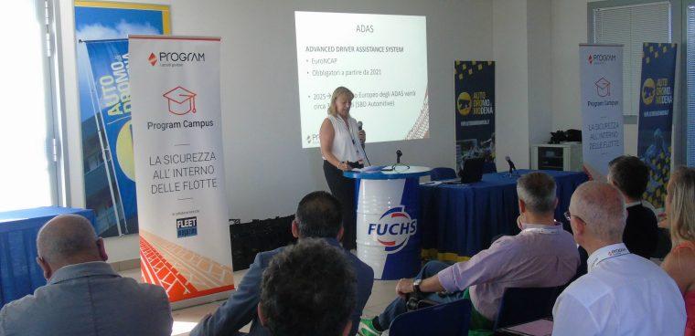 Patrizia Bacci Program Campus
