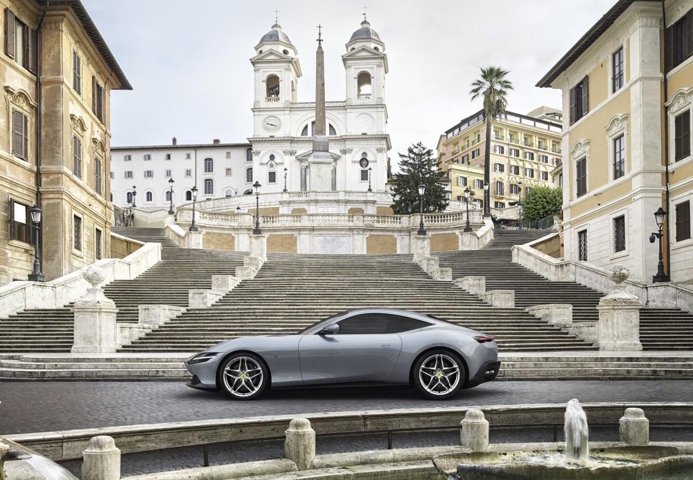 Prestazioni di Ferrari Roma