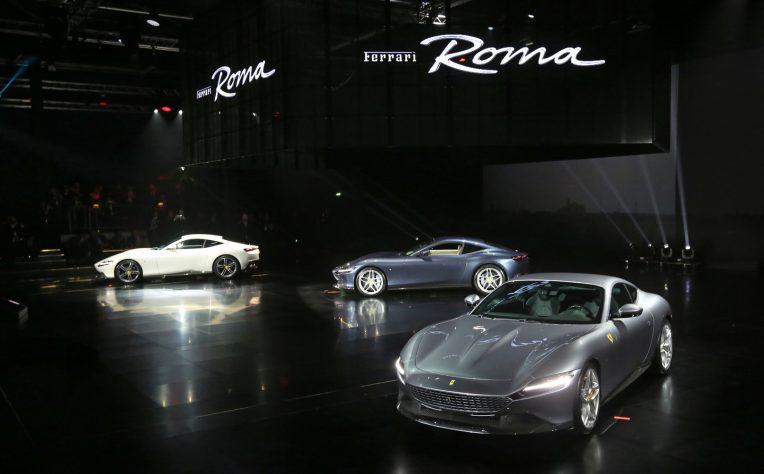 Scheda tecnica di Ferrari Roma