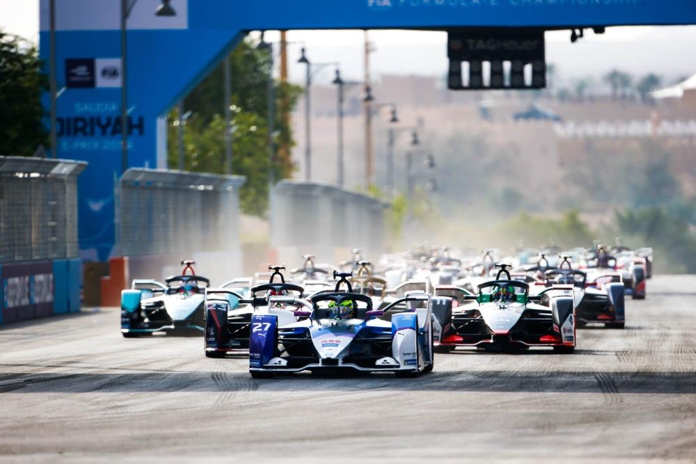 ePrix Formula E Riad