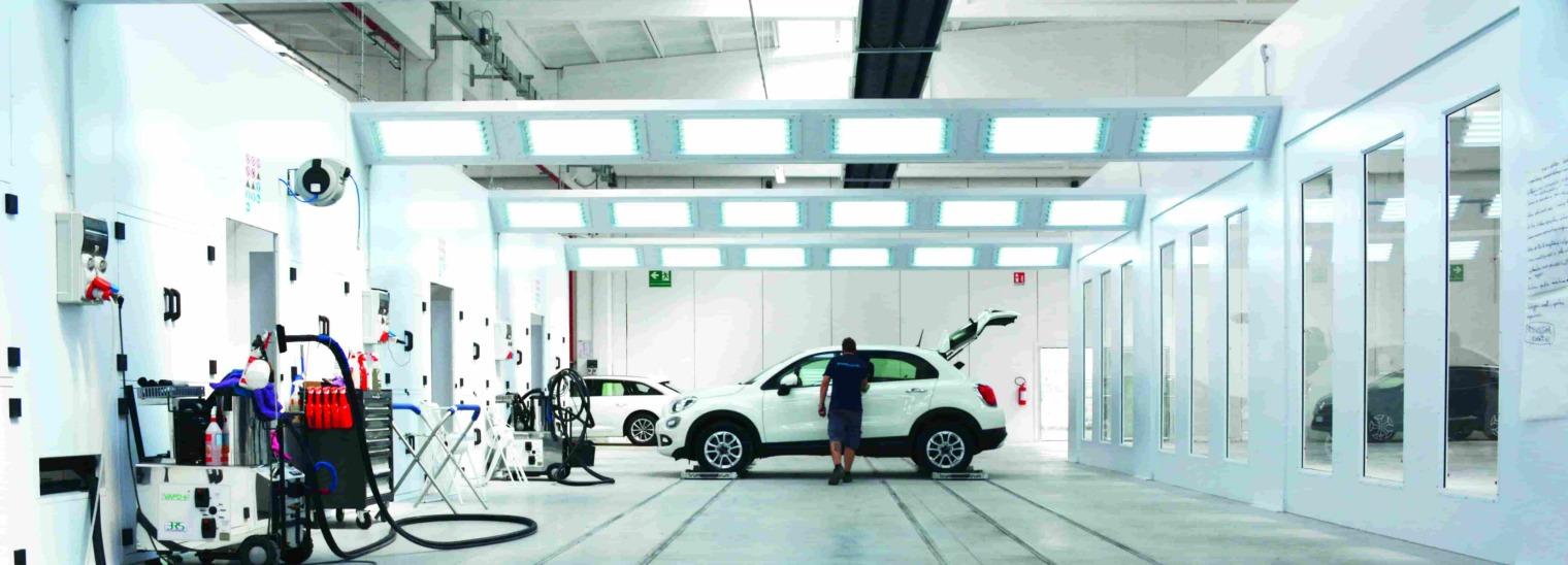 interni Factory Brumbrum auto usate