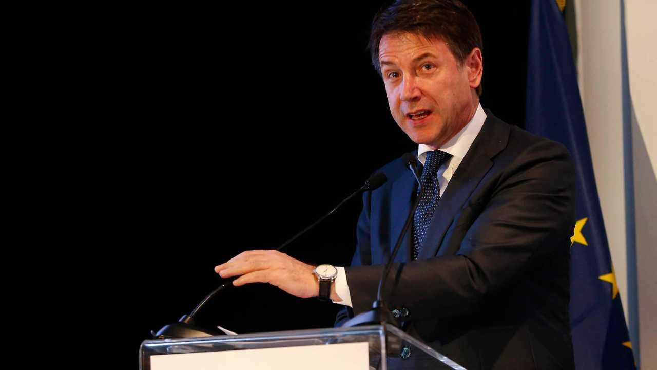 premier Giuseppe Conte tassazione auto aziendali