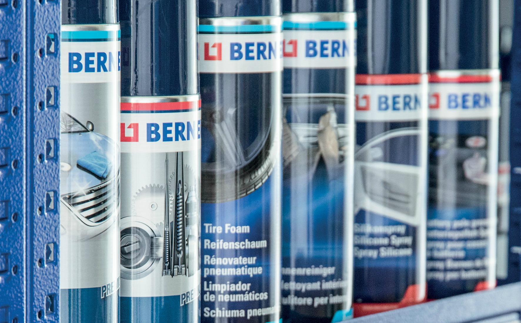 prodotti chimici Berner