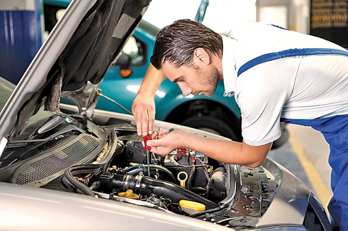 riparazione auto Program Service