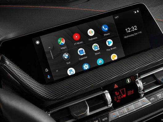 Android Auto BMW 2020