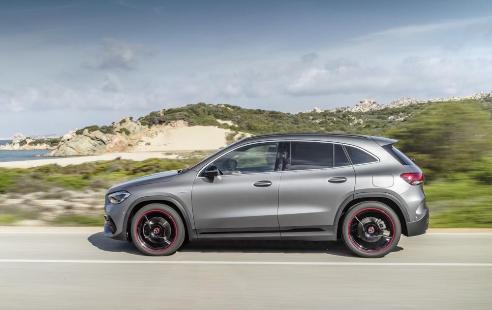 Dimensioni di Nuova Mercedes GLA