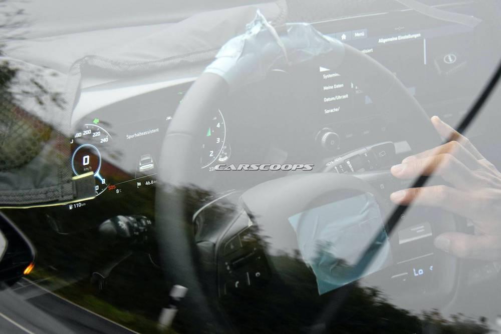 Interni di Nuova Hyundai i20