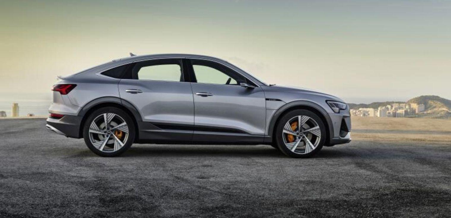 Nuova Audi e-tron Sportback 2020 suv elettrico